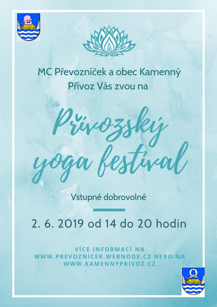YOGA festival @ tělocvična v areálu Mateřské školky